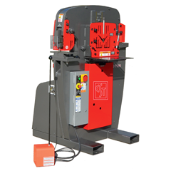 CST Ironworker Machines
